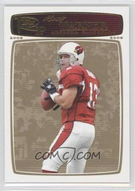 2008 Topps Rookie Progression Gold #115 - Kurt Warner /199