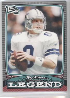 2008 Topps Rookie Progression Legends #PL-TA - Troy Aikman