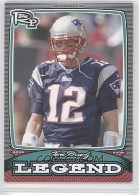 2008 Topps Rookie Progression Legends #PL-TB - Tom Brady