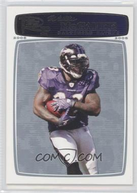 2008 Topps Rookie Progression Platinum #127 - Willis McGahee /99