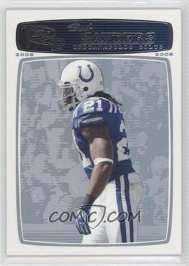 2008 Topps Rookie Progression Platinum #48 - Bob Sanders /99