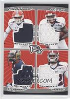 Donnie Avery, Dorien Bryant, Andre Caldwell, DJ Hall /25