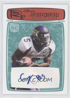 Chris Johnson /999