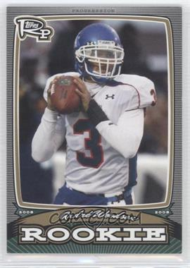 2008 Topps Rookie Progression Rookies Gold #PR-AW - Andre' Woodson /199