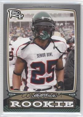 2008 Topps Rookie Progression Rookies Gold #PR-MF - Matt Forte /199
