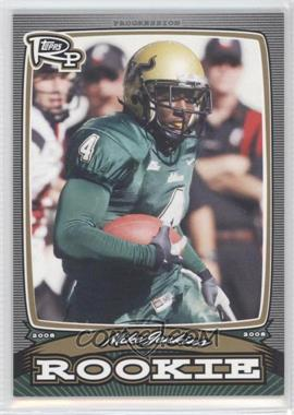 2008 Topps Rookie Progression Rookies Gold #PR-MJ - Mike Jenkins /199