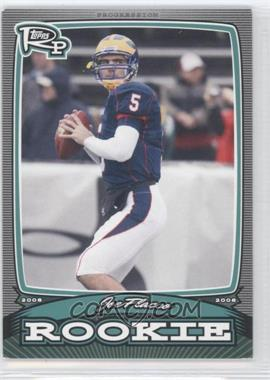 2008 Topps Rookie Progression Rookies #PR-JF - Joe Flacco