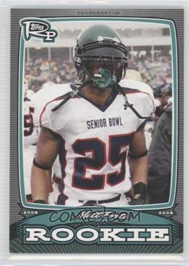 2008 Topps Rookie Progression Rookies #PR-MF - Matt Forte
