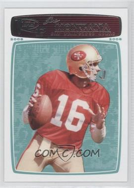 2008 Topps Rookie Progression #160 - Joe Montana