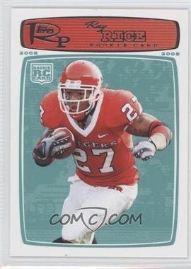 2008 Topps Rookie Progression #200 - Ray Rice