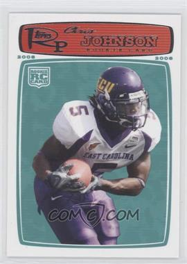 2008 Topps Rookie Progression #207 - Chris Johnson