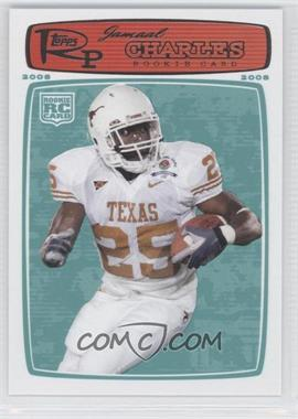 2008 Topps Rookie Progression #217 - Jamaal Charles