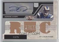 Donnie Avery /25