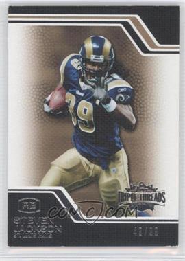 2008 Topps Triple Threads - [Base] - Gold #26 - Steven Jackson /99