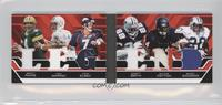 Brett Favre, Emmitt Smith, Wally Pesuit, Barry Sanders, John Elway /13