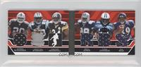 Rashard Mendenhall, Felix Jones, Ray Rice #11/13