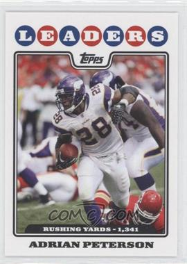 2008 Topps #290 - Adrian Peterson