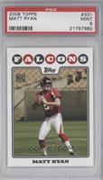 Matt Ryan (Helmet On) [PSA 9]
