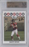 Matt Ryan (Helmet On) [BGS 9.5]