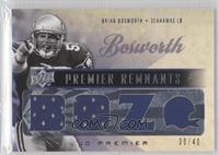Brian Bosworth /40