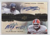 Lawrence Jackson, Phillip Merling /50