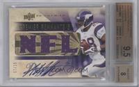 Adrian Peterson /25 [BGS 9.5]