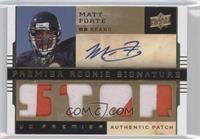 Matt Forte /1