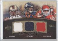 Alex Smith, Jay Cutler, Brodie Croyle, Alex Smith /25