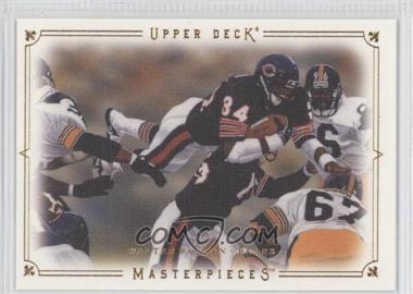 2008 Upper Deck - Masterpiece Previews #MPP7 - Walter Payton