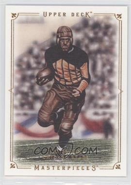 2008 Upper Deck - Masterpiece Previews #MPP9 - Red Grange