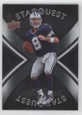2008 Upper Deck - Starquest - Silver Board #SQ30 - Tony Romo