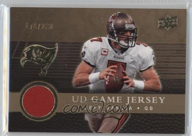 2008 Upper Deck - UD Game Jersey - Gold #UDGJ-JG - Jeff Garcia /200