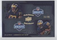 Jake Long, Mike Hart /35