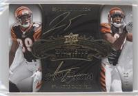 Jerome Simpson, Andre Caldwell /35