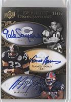 Gale Sayers, Marshawn Lynch /25