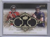 Joe Flacco, Matt Ryan /15