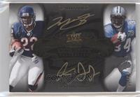 Matt Forte', Kevin Smith /35