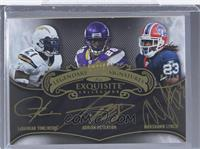 Adrian Peterson, LaDainian Tomlinson, Marshawn Lynch /10