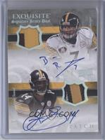 Limas Sweed, Ben Roethlisberger /5