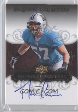 2008 Upper Deck Exquisite Collection #111 - Dan Connor /150