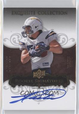2008 Upper Deck Exquisite Collection #127 - Jacob Hester /150