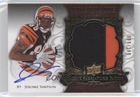 Jerome Simpson /199