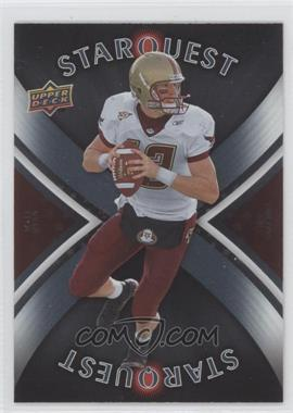 2008 Upper Deck First Edition - Starquest #SQ22 - Matt Ryan