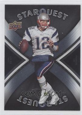 2008 Upper Deck First Edition - Starquest #SQ29 - Tom Brady