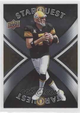 2008 Upper Deck First Edition - Starquest #SQ4 - Ben Roethlisberger