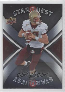 2008 Upper Deck First Edition Starquest #SQ22 - Matt Ryan