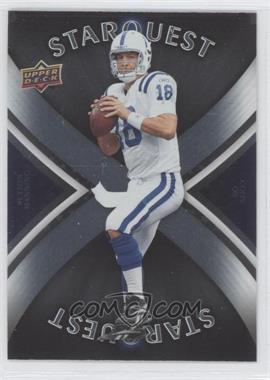 2008 Upper Deck First Edition Starquest #SQ25 - Peyton Manning