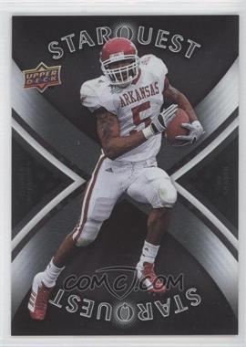 2008 Upper Deck First Edition Starquest #SQ8 - Darren McFadden