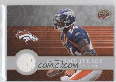 2008 Upper Deck First Edition UD Game Jersey #FGJ-CB - Champ Bailey