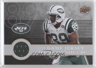 2008 Upper Deck First Edition UD Game Jersey #FGJ-CO - Jerricho Cotchery